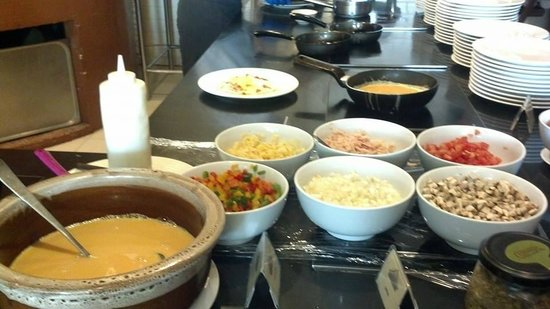 Royale Chulan Kuala Lumpur: Breakfast buffet