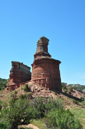 Lighthouse Trail: Lighthouse Rock