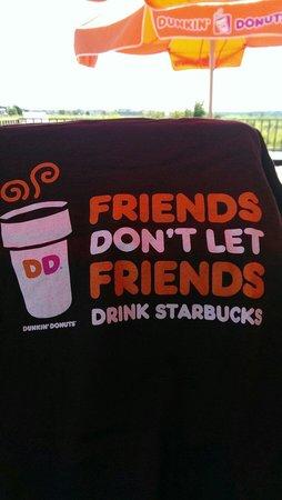 Dunkin' Donuts: I love my Dunkin Donuts coffee