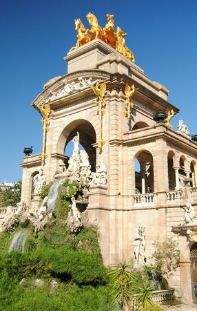 Parc de la Ciutadella : 1
