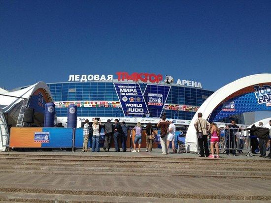 Ледовая арена «Арена» (Челябинск) - официальный сайт.