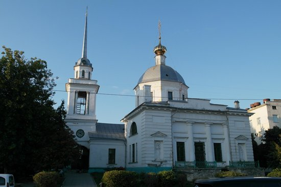 Church of the Resurrection of Three Confessors