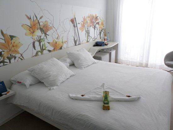 IBEROSTAR Bahia de Palma: La chambre