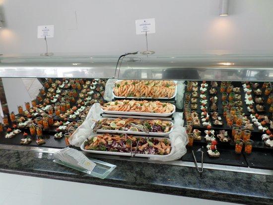 IBEROSTAR Bahia de Palma: Buffet