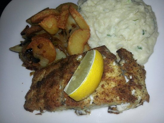 Coco's Bistro : Grilled fish