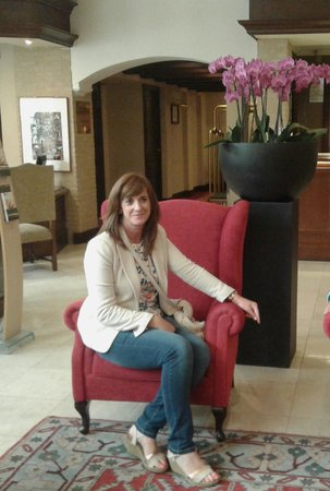 NH Brugge: Vesíibulo hotel