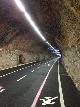 Pista Ciclabile Area 24 - Sanremo: la pista