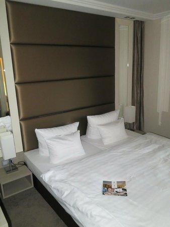 Thomas Hotel: Unser Zimmer