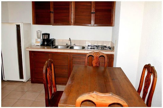 Hotel Torre de Oro: Suite Cocina