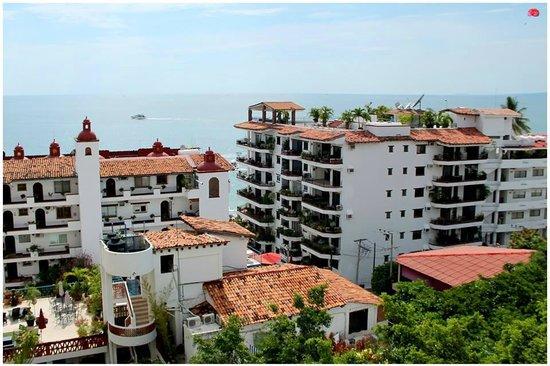 Hotel Torre de Oro: vista