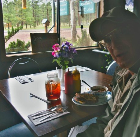 Greer Mountain Resort Country Cafe: Greer Country Cafe  August 2014