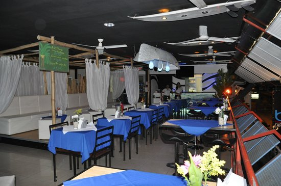 Blue Restaurant & Social Lounge