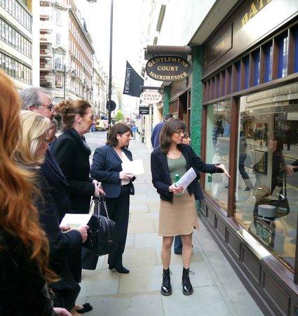 The Jermyn Street Experience