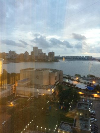 The Oberoi, Mumbai: Bay view from my room