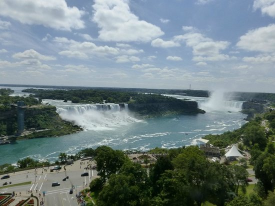Sheraton on the Falls : View from the Room
