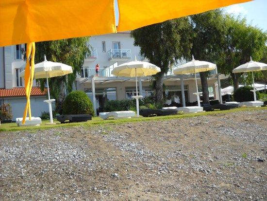 Spiaggia picture of hotel eden park cilento ispani for Hotel meuble park spiaggia