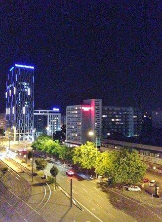 ONE80° Hostels Berlin: panorama