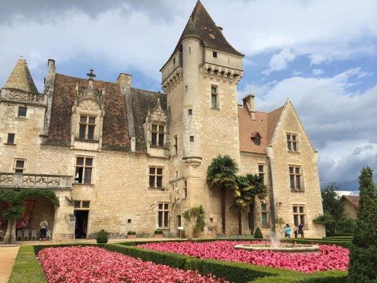 Chateau des Milandes: The chateau