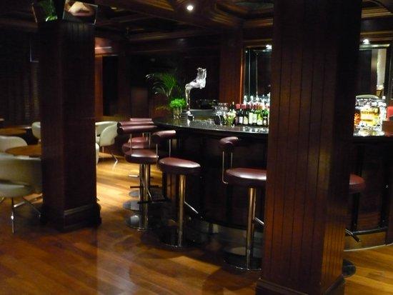 The Bloomsbury: Cafetería