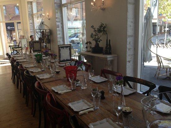 Chez Laurent, Frederiksberg - Restaurantanmeldelser - TripAdvisor