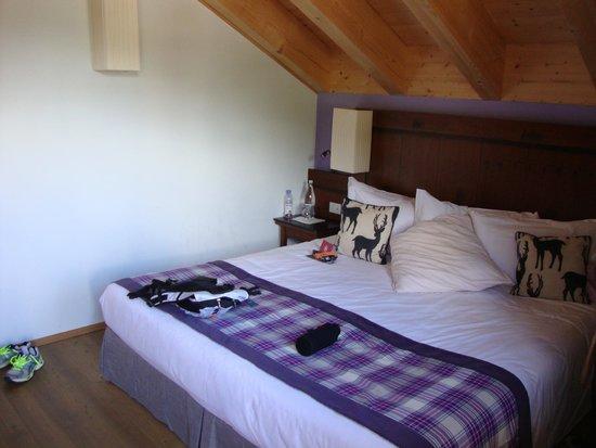 Club Med Pragelato Vialattea : chambre étage