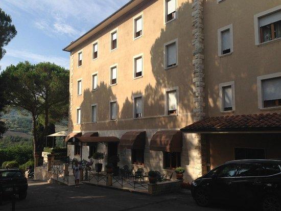 Albergo Posta Marcucci: l'hotel