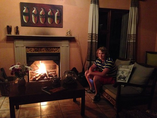 Amakhala Game Reserve: Relaxing time