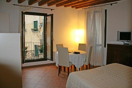 Residence Corte Grimani : Living area