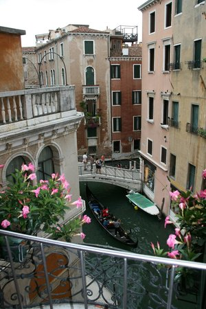 Residence Corte Grimani : View from our window