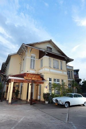 Kualao Restaurant: A restored French colonial building, Kualao has been serving authentic Lao food since 1994. One
