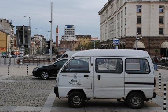 Sofia Hotel Balkan, a Luxury Collection Hotel: Reflejo de lo que fue el Hotel