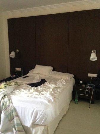 Hotel Costa Blanca : camera matrimoniale