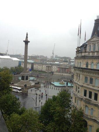 Club Quarters Hotel, Trafalgar Square: 8th floor