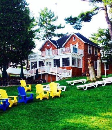 Shamrock Lodge: The Lodge