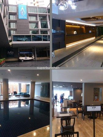 Ma Hotel : 1