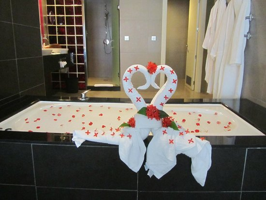 Hotel Riu Palace Bavaro: Detalle en la habitación