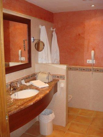 Valentin Star Hotel: Baño