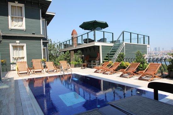 Hayriye Hanim Konagi Hotel: Pool