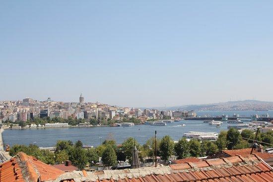 Hayriye Hanim Konagi Hotel: Bosphorus