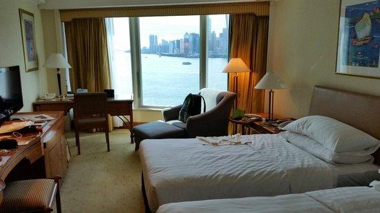 Harbour Grand Kowloon: номер