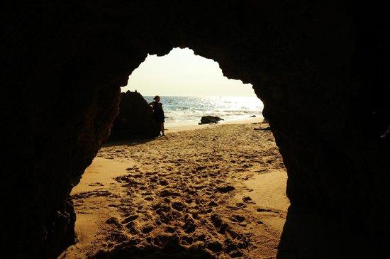 Praia Gale : Calas de Galé