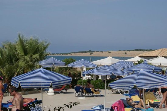Sandy Beach Resort: room view