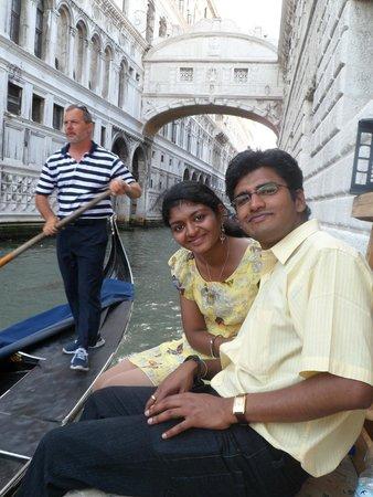 Ente Gondola: Enjoying the Gondola Ride