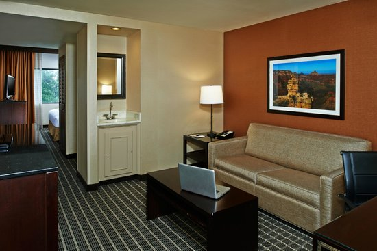 DoubleTree by Hilton Hotel Flagstaff: King Suite