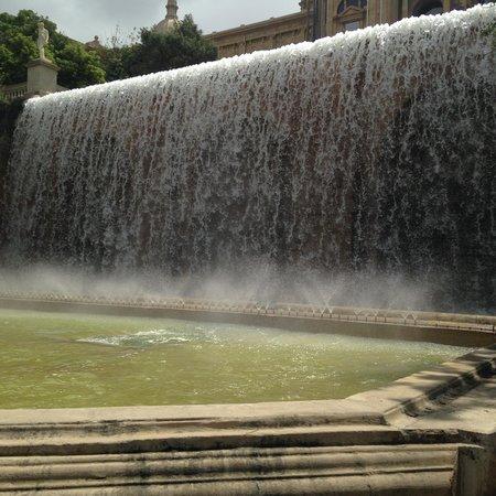 Parc de Montjuic: Parque de Montjuic