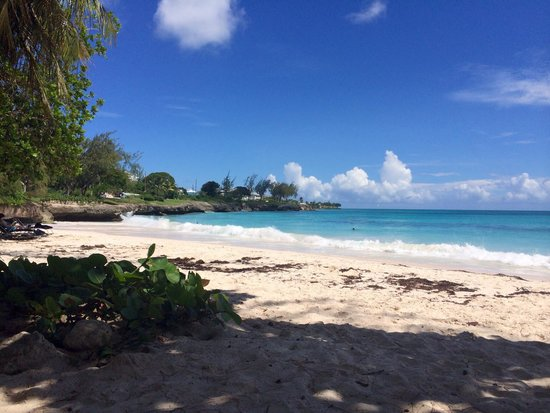 Enterprise (Miami) Beach: Miami beach, looking East