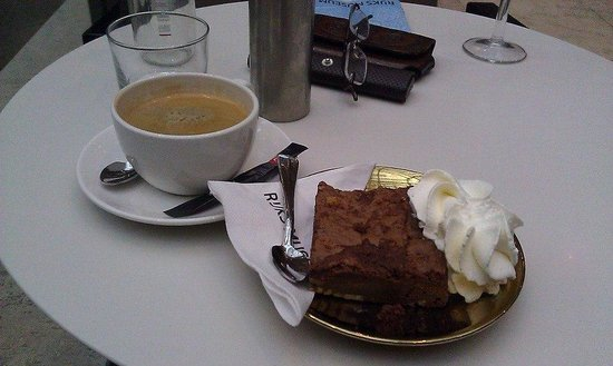 Rijksmuseum Cafe: Rijks Cafe - Coffee break