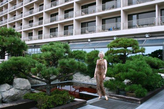 Paradise Hotel Busan: спа