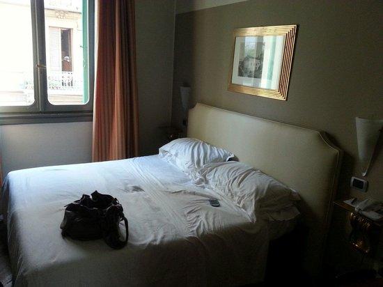 Grand Hotel & La Pace: Camera doppia