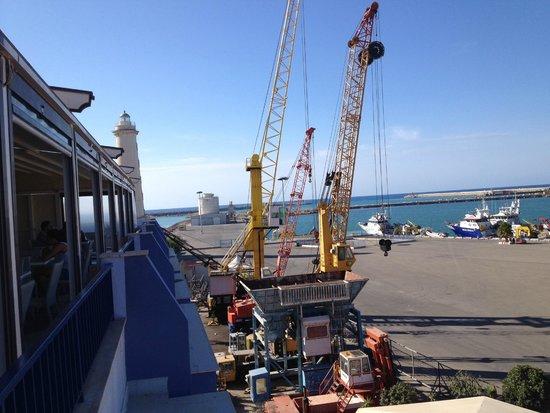 Hotel Al Faro : vista dalla terrazza